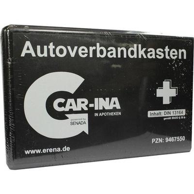 SENADA CAR-INA Autoverbandkasten schwarz