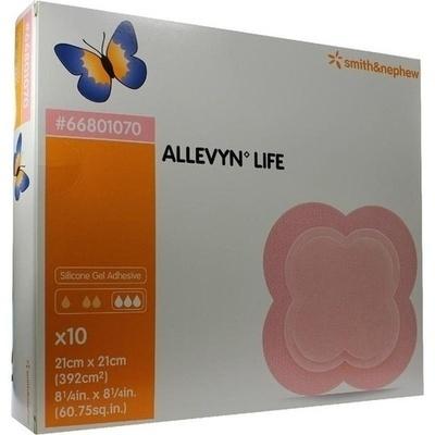 ALLEVYN Life 21x21 cm Silikonschaumverband