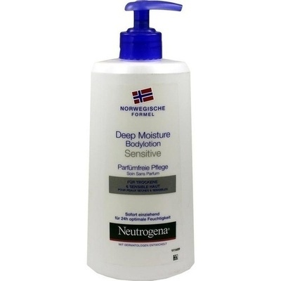 NEUTROGENA norweg.F Deep Moisture Bodylotion sens.