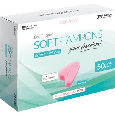 SOFT TAMPONS normal