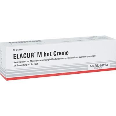 ELACUR M hot Creme