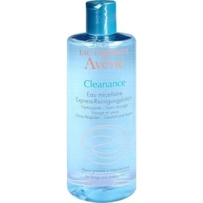 AVENE Cleanance Express-Reinigungslotion+Monol.