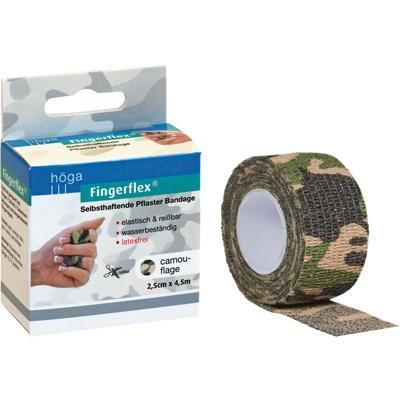 FINGERFLEX 2,5 cmx4,5 m camouflage