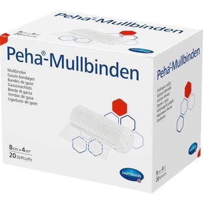 PEHA-MULLBINDE 8 cmx4 m