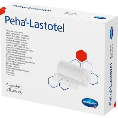 PEHA-LASTOTEL Fixierbinde 4 cmx4 m