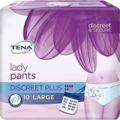 TENA LADY Pants Discreet plus L