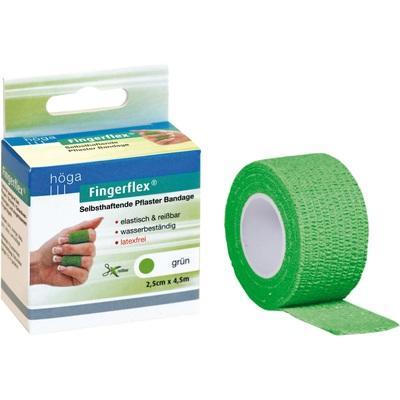 FINGERFLEX 2,5 cmx4,5 m grün