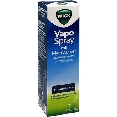 WICK Vapospray zur Nasenspülung Hypertonic