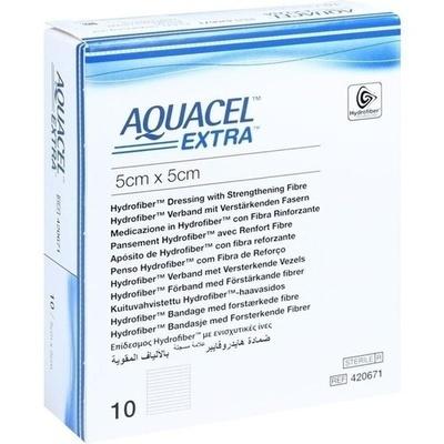 AQUACEL Extra 5x5 cm Verband