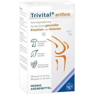 TRIVITAL arthro f.gesunde Knochen u.Gelenke Kaps.