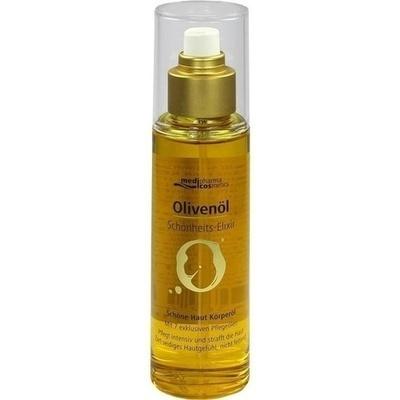 OLIVENÖL SCHÖNHEITS-Elixir schöne Haut Körperöl