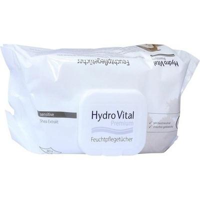 HYDROVITAL Feuchtpflegetücher mit Shea