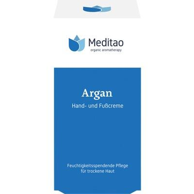 MEDITAO Argan Hand- und Fußcreme