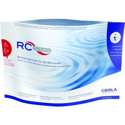 RC Clean Reinigungsbeutel f.d.Mikrowelle