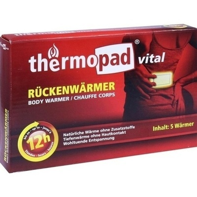 THERMOPAD Rückenwärmer