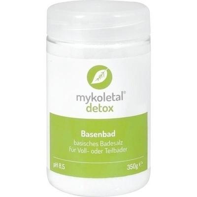 MYKOLETAL detox Basenbad Pulver