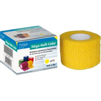 HÖGA-HAFT Color Fixierb.4 cmx4 m gelb