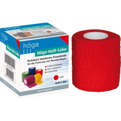 HÖGA-HAFT Color Fixierb.6 cmx4 m rot