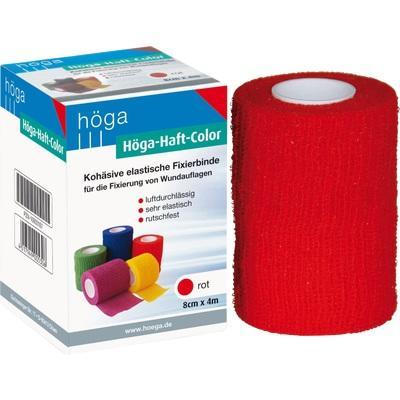 HÖGA-HAFT Color Fixierb.8 cmx4 m rot