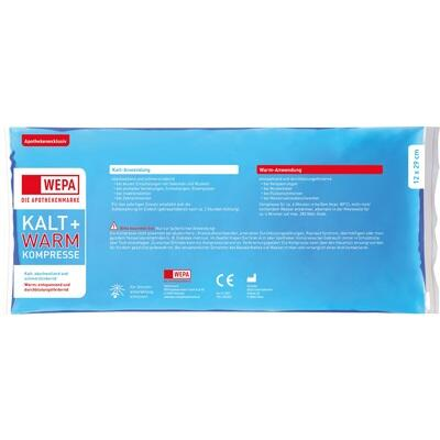 KALT-WARM Kompresse 12x29 cm lose