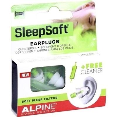 ALPINE SLEEPSOFT Ohrstöpsel
