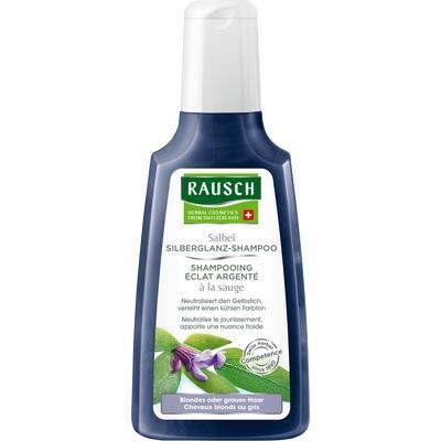 RAUSCH Salbei Silberglanz Shampoo
