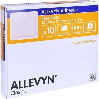 ALLEVYN Adhesive 12,5x12,5 cm haftende Wundauflage