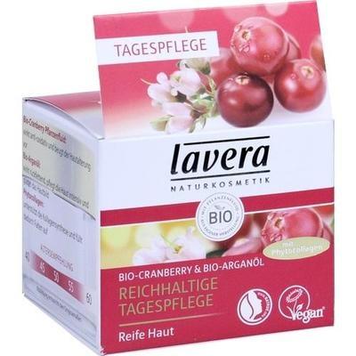 LAVERA reichhaltige Tagespflege Cranberry Creme
