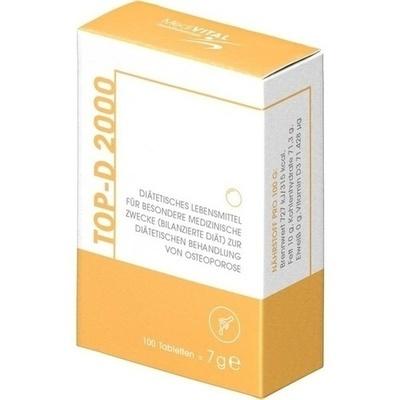 TOP D 2000 Tabletten