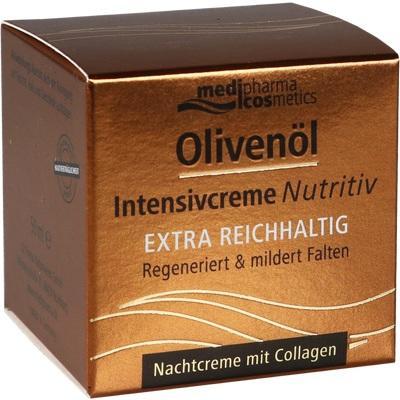 OLIVENÖL INTENSIVCREME Nutritiv Nachtcreme