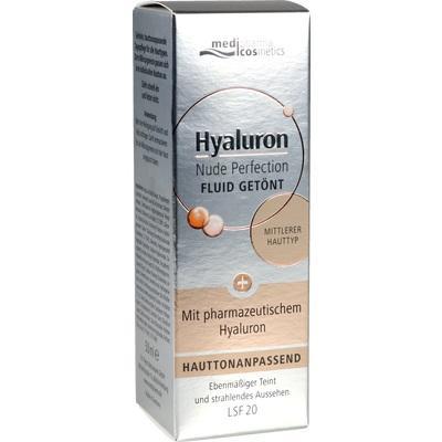 HYALURON NUDE Perfect.Fluid getö.mitt.HT LSF 20