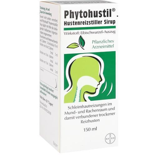 00425478, Phytohustil Hustenreizstiller Sirup, 150 ML