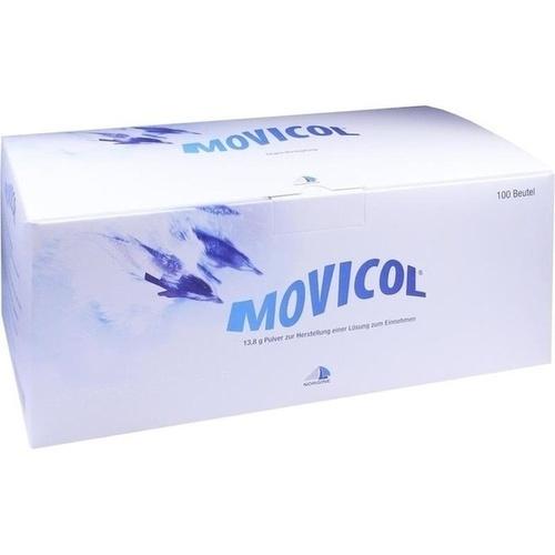 07548882, Movicol Beutel, 100 ST