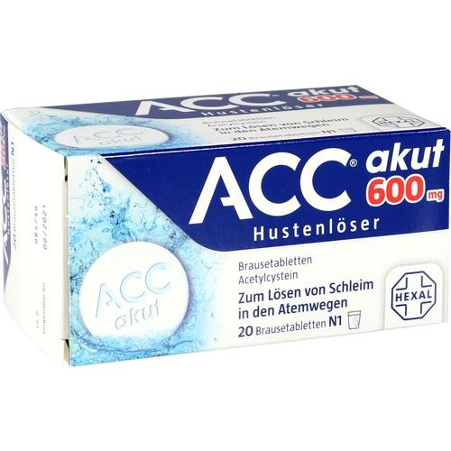 ACC akut 600