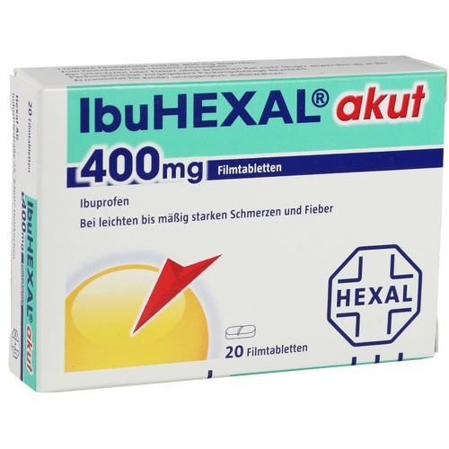 Ibu Hexal® akut 400 mg