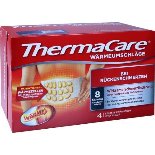 ThermaCare® Rückenumschläge S-XL