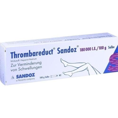 THROMBAREDUCT Sandoz