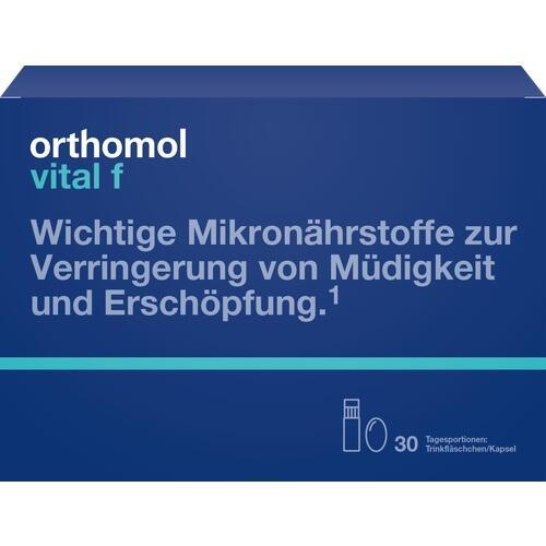 Orthomol Vital f® 30er Trinkfläschchen