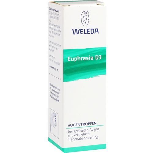 EUPHRASIA D 3 Augentropfen