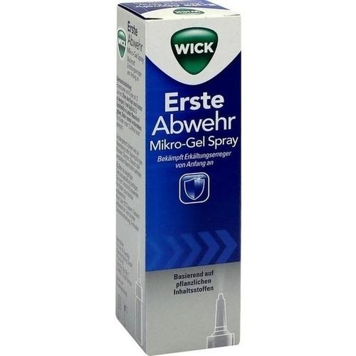 WICK Erste Abwehr Nasenspray Sprühflasche