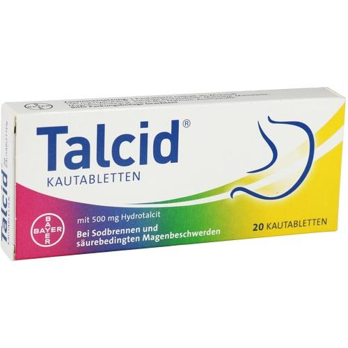 Talcid Kautabletten