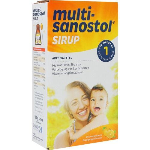 MULTI SANOSTOL Sirup