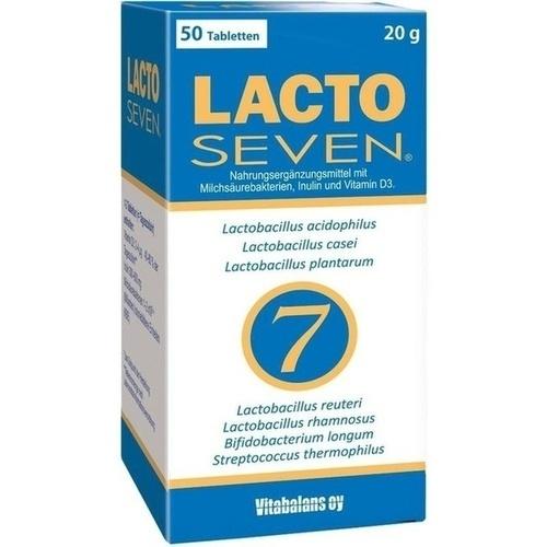 LACTO SEVEN Tabletten