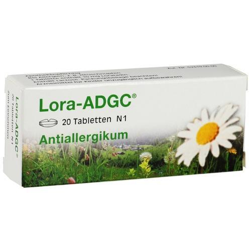 Lora-ADGC® Antiallergikum