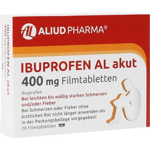 Ibuprofen AL akut