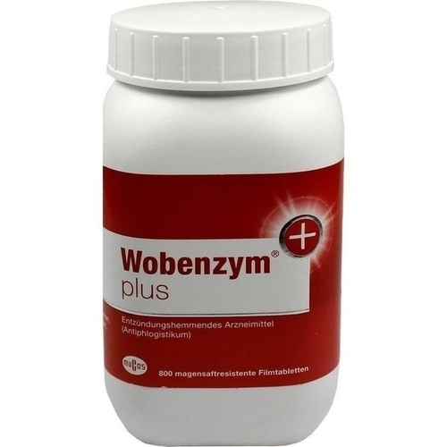 Wobenzym plus Tabletten