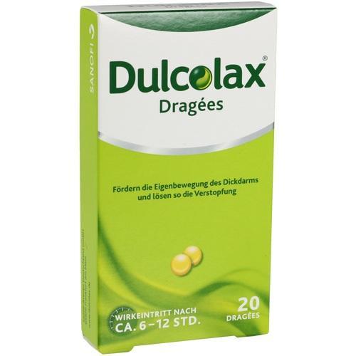 DULCOLAX Dragees magensaftresistente Tabletten