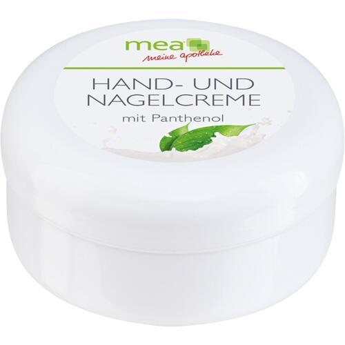mea® Hand- und Nagelcreme