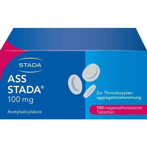ASS STADA 100 mg