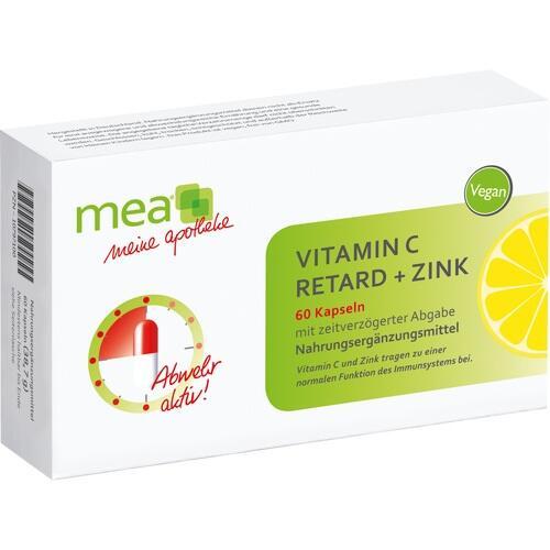 mea® Vitamin C Retard + Zink